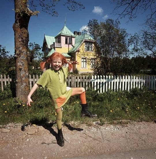 Pippi | Astrid Lindgrens värld | Bildarkivet | Nyheter Feature | Nyheter | Aftonbladet