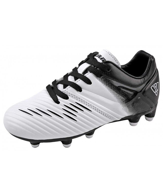 Youth Liga Fg Soccer Shoe For Kids Tpu Outsole And Studs Outdoor Soccer Shoes White Black Ca18iyn9sma Kids Soccer Shoes Fashion Kids Shoes Soccer Shoe