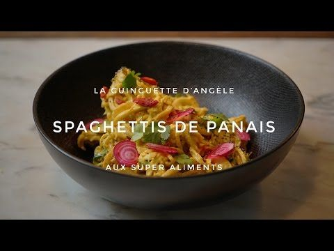 Spaghettis de Panis • La Guinguette d'Angèle #95 #yummy #wittybyprisca