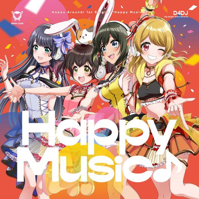 happy music by happy around in 2021 anime happy manga anime