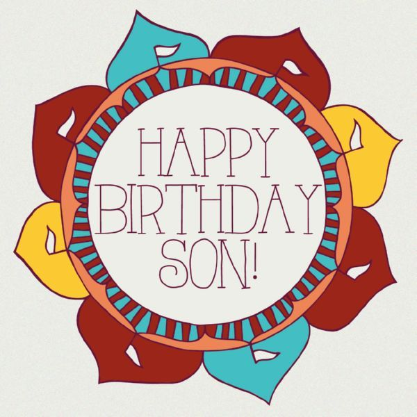 1000+ Ideas About Happy Birthday Son On Pinterest