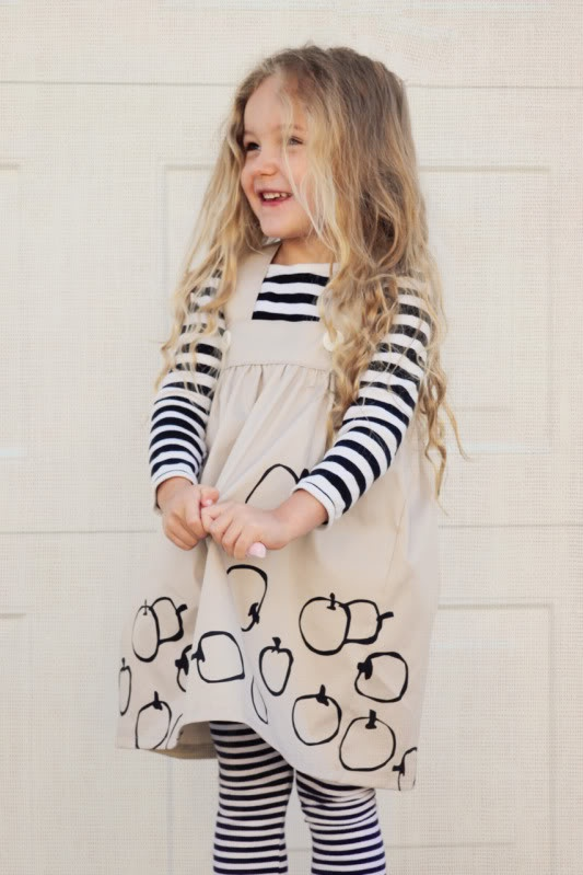 no big dill: Once upon a thread '11: Dresses Tutorials, Apples Apples, Dresses Romantic, Cute Dresses, Dresses Based, Apples Dresses, Trees Dresses, Kids Clothing, Cute Girls Dresses