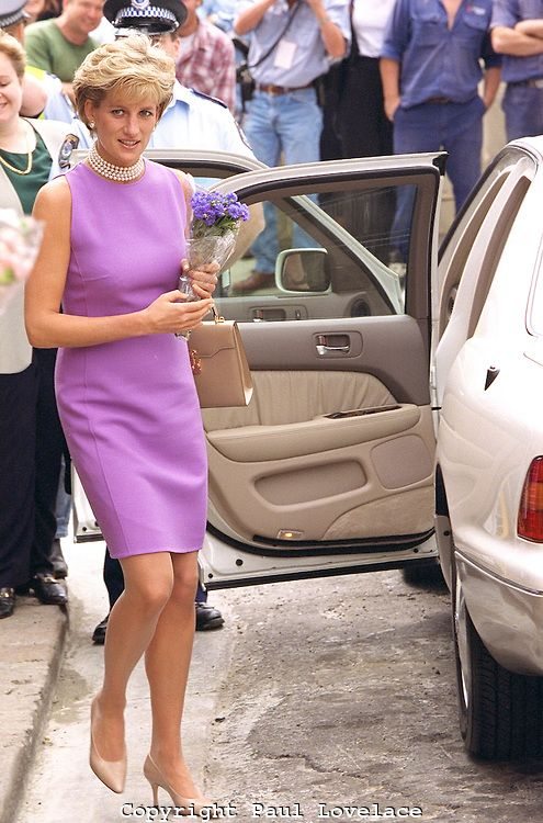 A date with diana in Sydney