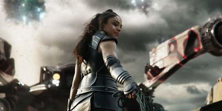 Thor: Ragnarok - Valkyrie-Ship