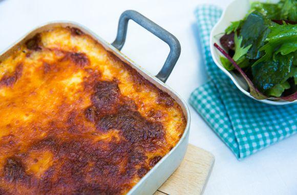 Maries magiske lasagne
