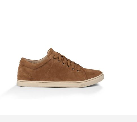 A grown-up spin on the classic sneaker, the Tomi is crafted from water-resistant suede and packed with comfort. A cushioning foam insole and natural wool lining will make this versatile style one you'