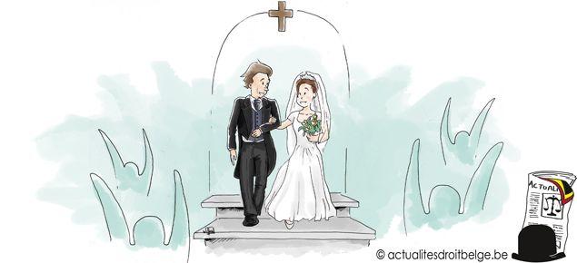 Le mariage est une communauté de vie entre deux personnes, que la loi civile réglemente et à laquelle les époux adhèrent par un acte volontaire. Le mariage ne peut être dissous que dans les cas expressément prévus par la loi. Quelles sont les conditions applicables aux futurs époux souhaitant se marier ? Quelles sont les formalités à respecter préalablement et p... Lisez la suite sur http://www.actualitesdroitbelge.be/droit-de-la-famille/mariage/le-mariage/definition-et-evolution-du-mariage