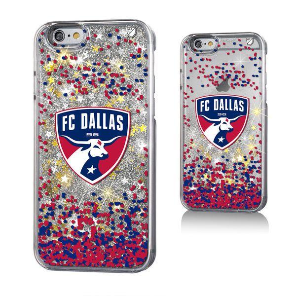 FC Dallas Gold Glitter iPhone 6 & 6s Case - $24.99