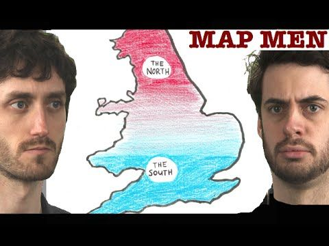 Map Men: teaching geography through comedy - Geographical