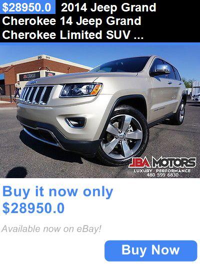 SUVs: 2014 Jeep Grand Cherokee 14 Jeep Grand Cherokee Limited Suv 2014 Tan Jeep Grand Cherokee Limited Package Like 2010 2011 2012 2013 2015 2016 BUY IT NOW ONLY: $28950.0