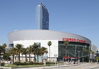 Staples Center (Los Angeles Lakers)
