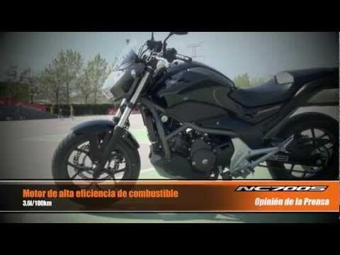 Honda NC700S - Opinión de la Prensa Toda la info en hondancclub.es