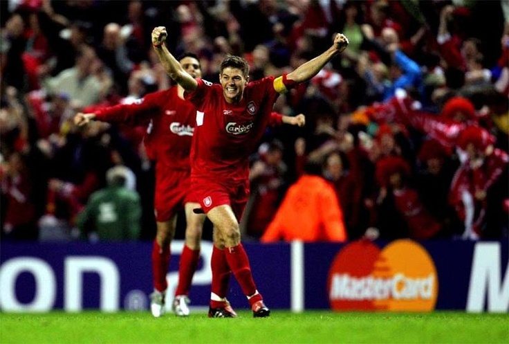 Ahead of Steven Gerrard's 600th game for #LFC, we take a look back at his amazing career in pictures including Olympiakos, Istanbul, West Ham and many other unforgettable moments. We've also rounded up Reds' fans memories of the Huyton Hammer - log in and leave your own http://www.liverpoolecho.co.uk/liverpool-fc/liverpool-fc-news/2012/11/02/liverpool-fc-captain-steven-gerrard-s-600-games-your-views-on-an-lfc-legend-video-gallery-100252-32155512/
