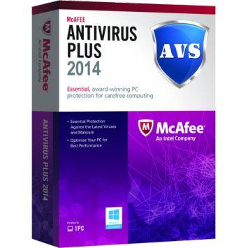 antivirus mcafee plus crack