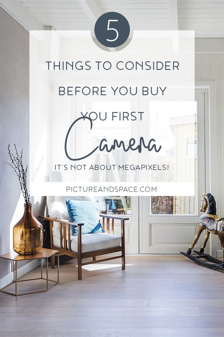 Beautiful Five Things To Considers Before You Buy Your First Camera. Interior  PhotographyPhotography ...