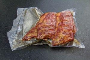 Spare ribs basse température et roties au barbecue, sauce à l'orange - [les] Gourmantissimes
