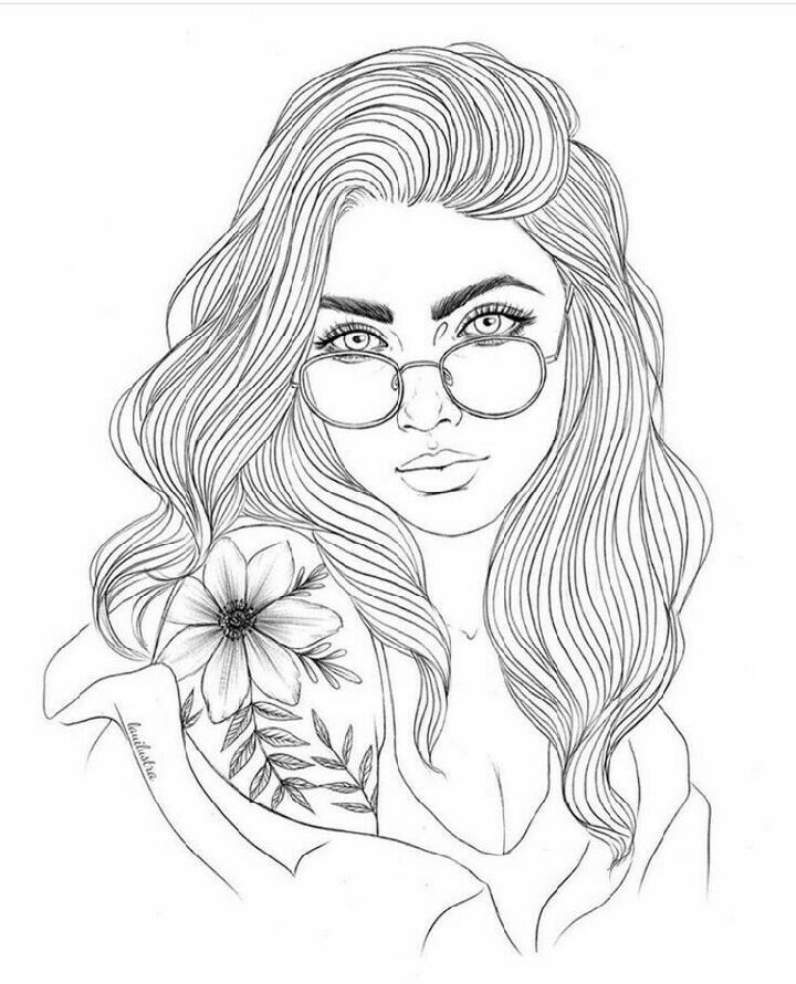 Pin By Vicki Luthi Rider On Fun Stuff For Grandma People Coloring Pages Coloring Book Art Outline Drawings