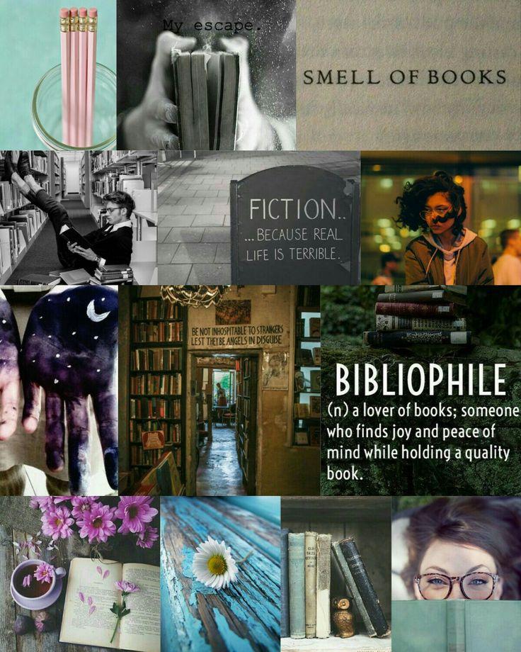 #BooksAesthetic