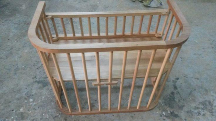 Yenidoğan bebek karyolası imalatı