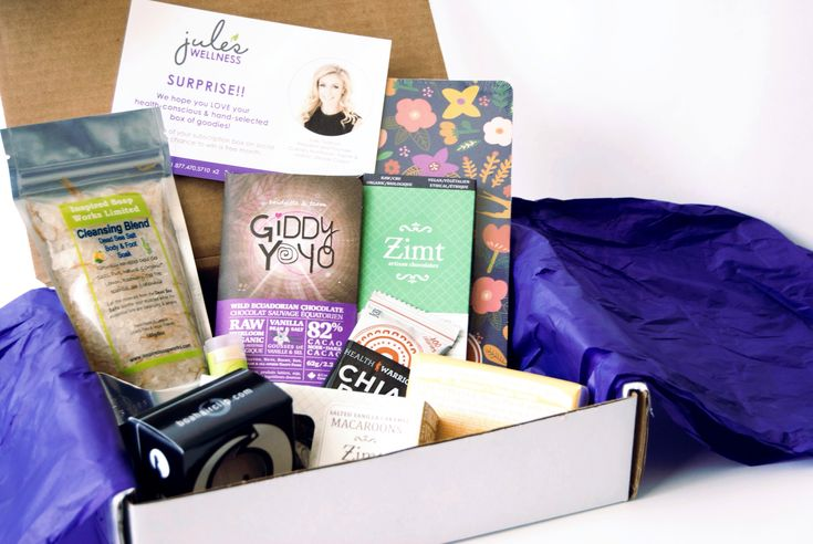 Jules Wellness Box