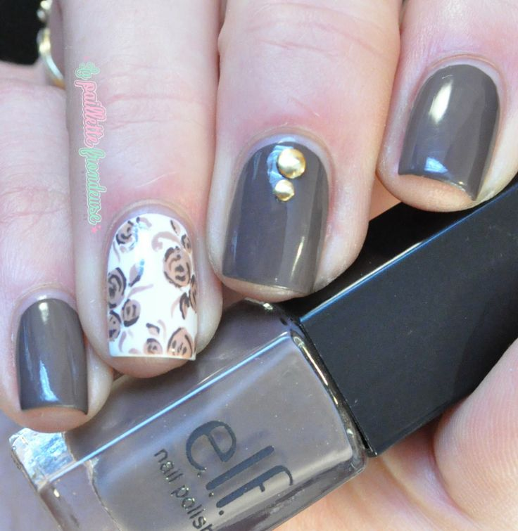 La paillette frondeuse #nail #nails #nailart