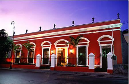 the villas merida, hotel boutique en merida