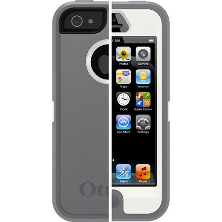 Rugged iPhone 5 case – Defender Series | OtterBox.com
