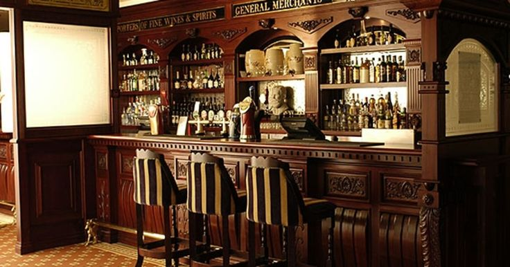 the surprising story behind the international rise of the irish pub