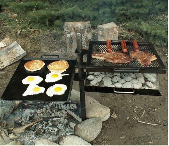 Outdoor Kitchen Prices: Best 25+ Campfire Grill Ideas On Pinterest