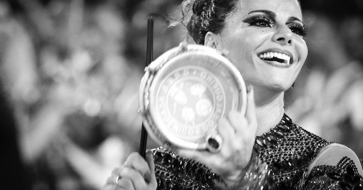 Viviane Araújo sonha com 'carnaval perfeito' no Salgueiro