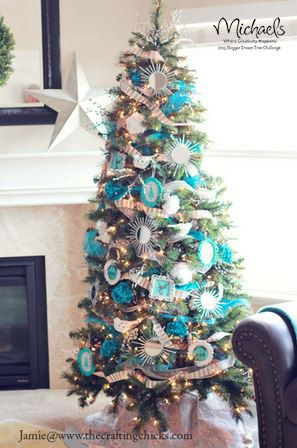 99 best Colorful Christmas Trees images on Pinterest | Xmas trees ...