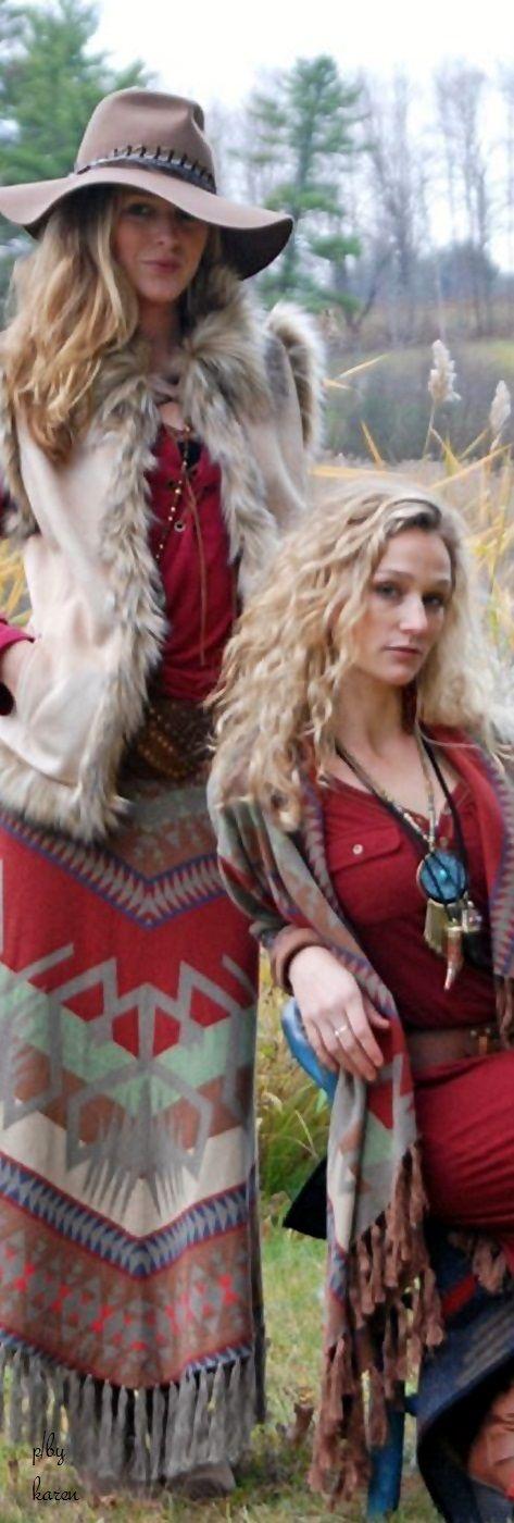 Boho Western Style •≫∙∙☮ Bohème Babe ☮∙∙≪• ❤️ Babz ✿ιиѕριяαтισи❀ #abbigliamento #bohojewelry #bohosoul