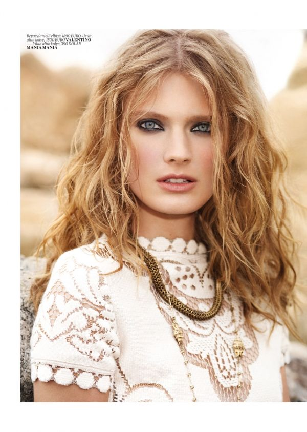 tori-vsaddict:  Constance Jablonski for Vogue Turkey 2012