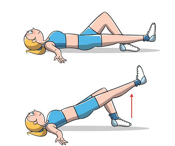 Un programma fitness stampabile di esercizi glutei per ottenereun sedere perfetto in 30 giorni: scarica il pdf e comincia subito ad allenarti con Melarossa