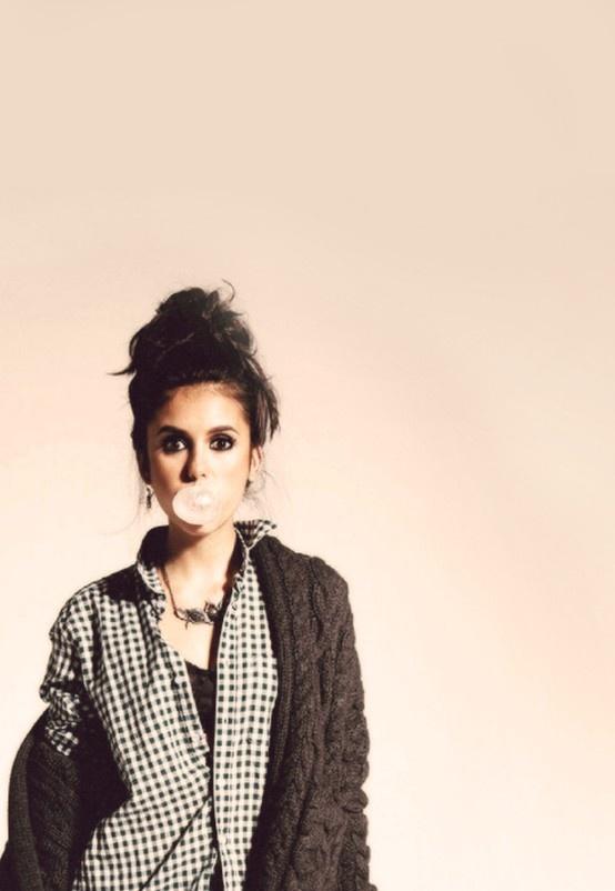 Nina Dobrev from The Vampire Diaries ♥