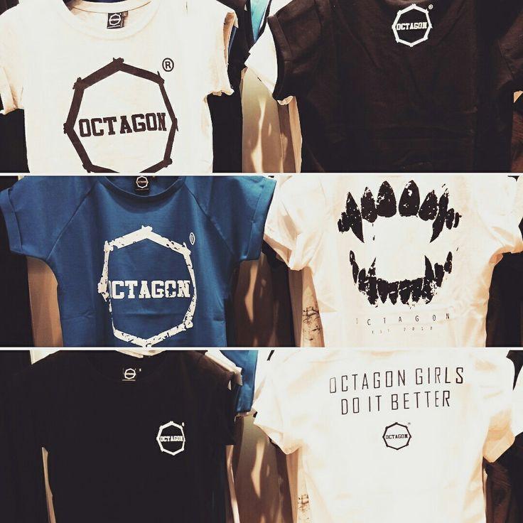 #octagon_gdynia #t-shirt_damski #odziez_uliczna #odziez_mma #sklep_octagon