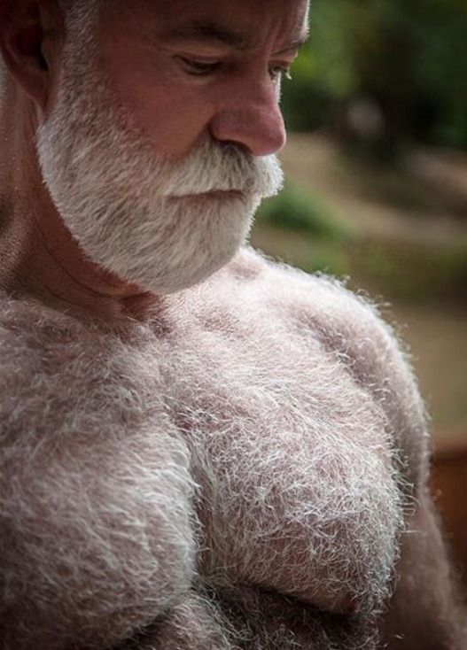 Mature Hairy Gay Video