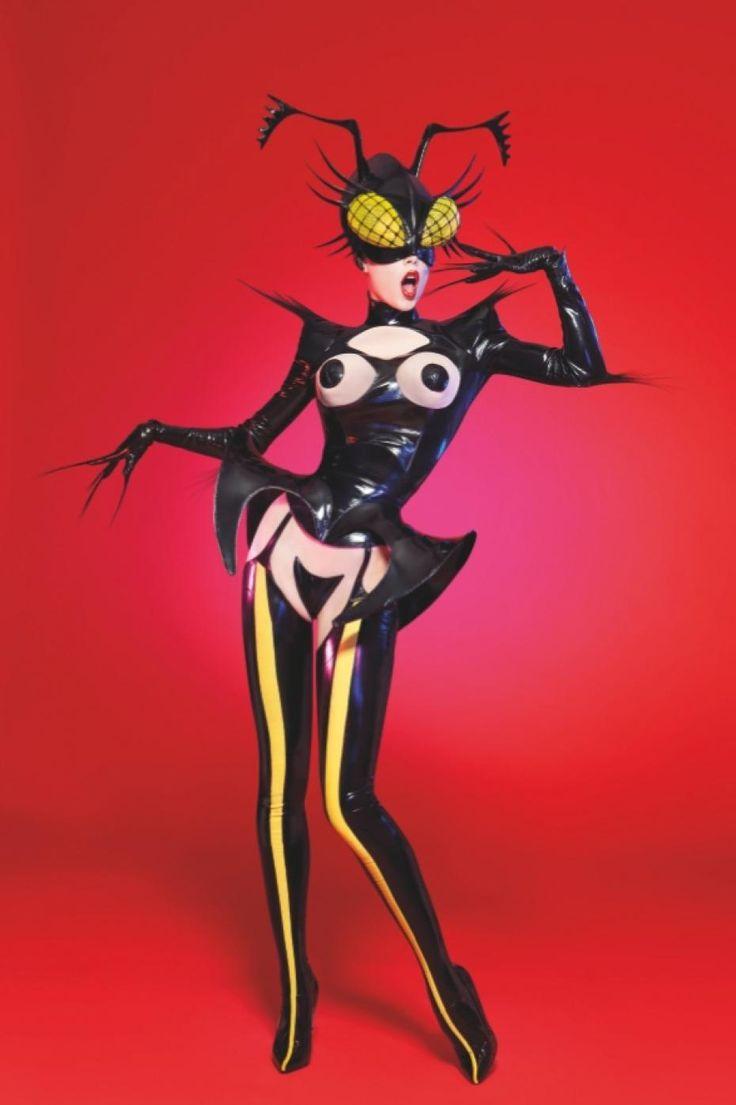 thierry mugler cabaret mugler follies 10 decembre 2013 createur mode