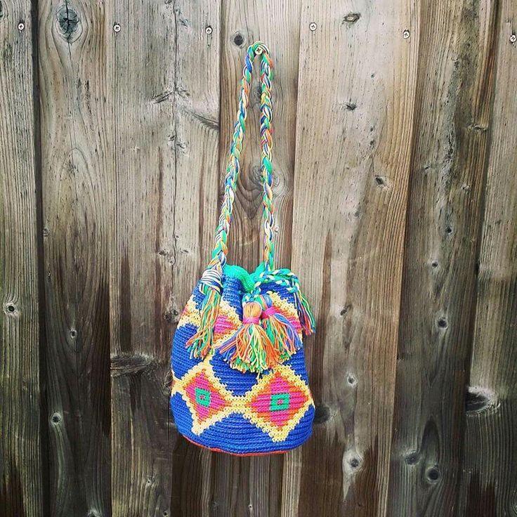 Mini mochila ... voor de kleine hippe meisjes! ! Volg ons op www.facebook.com/mijnschoonzusenik