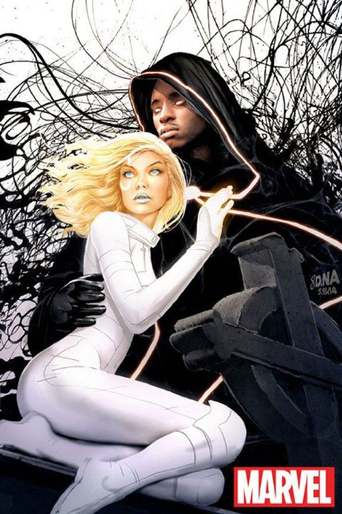 Cloak & Dagger, #Marvel