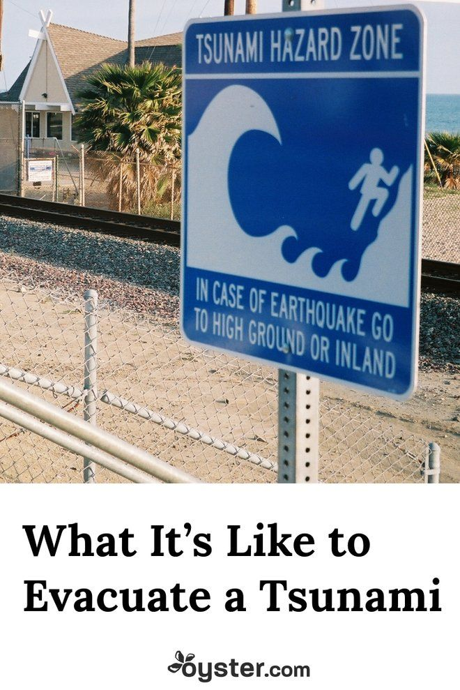 I grew up in the earthquake-prone city of Portland, Oregon, where earthquake drills were standard practice, but I can't say I was prepared for my most recent earthquake experience -- and subsequent tsunami evacuation -- in the resort town of Viña del Mar, Chile.