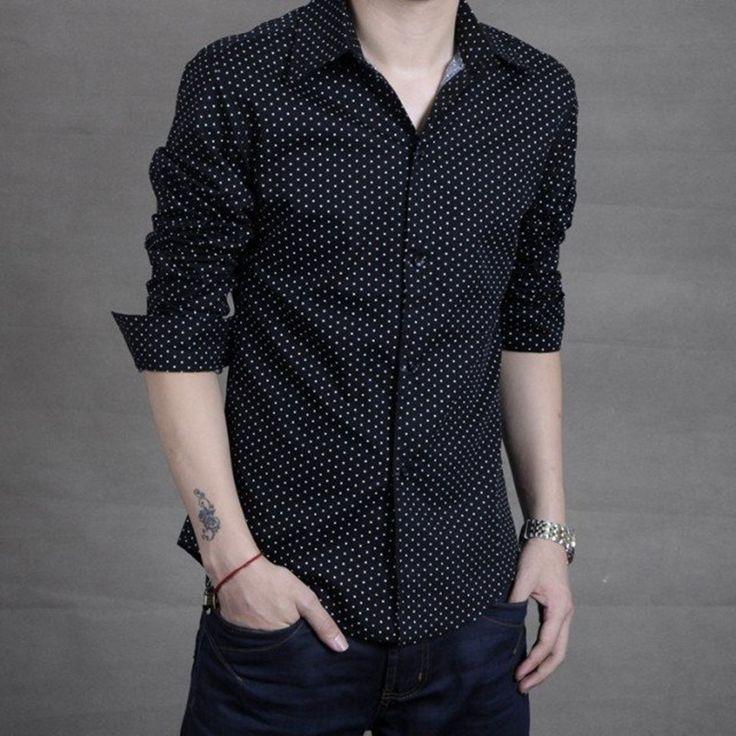 buy wholesale polka dot shirt from china