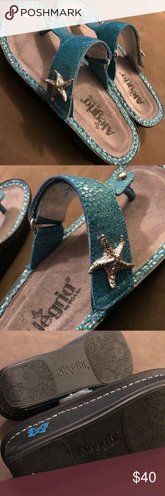 NEW Algeria team sandals Cute sandals for summer! Alegria Shoes Sandals