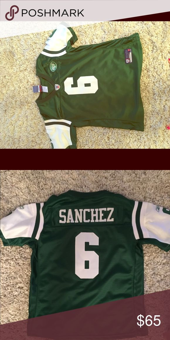 Reebok Mark Sanchez New York Jets Jersey Reebok Mark Sanchez New York Jets Jersey Reebok Other