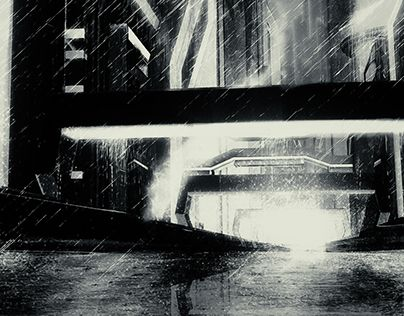 """Check out new work on my @Behance portfolio: """"Ciudad TOXICA"""" http://be.net/gallery/41308279/Ciudad-TOXICA"""