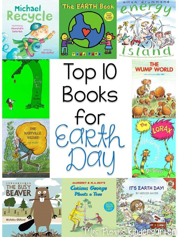 Mrs. Plemons' Kindergarten: Earth Day Essentials