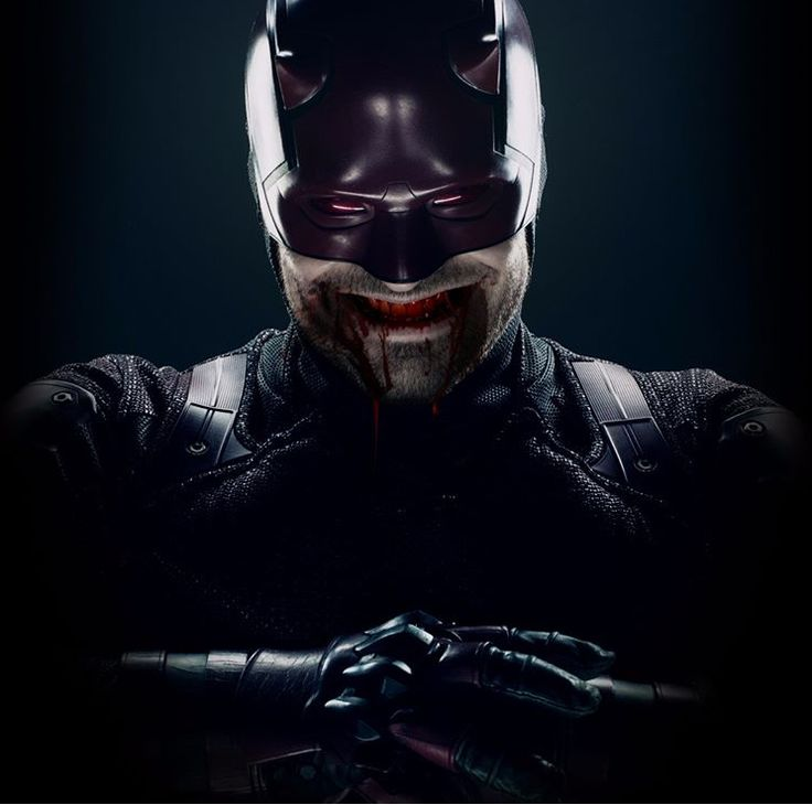Four Bloody Awesome New Posters For DAREDEVIL Season 2 Debut