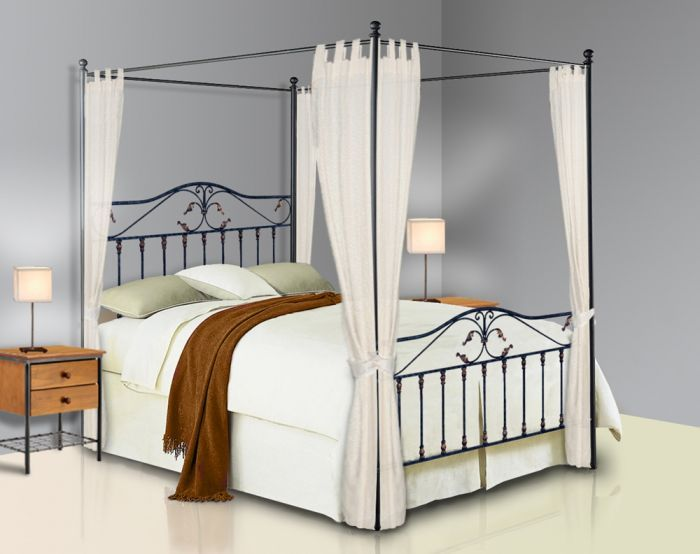 M s de 25 ideas incre bles sobre camas de hierro forjado - Legua artesanos ...