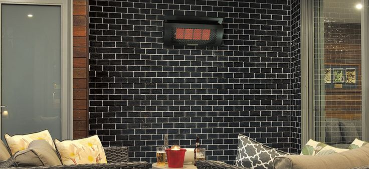 A new era in outdoor gas heating ideal for your outdoor area, alfresco, balcony or patio by HEATSTRIP