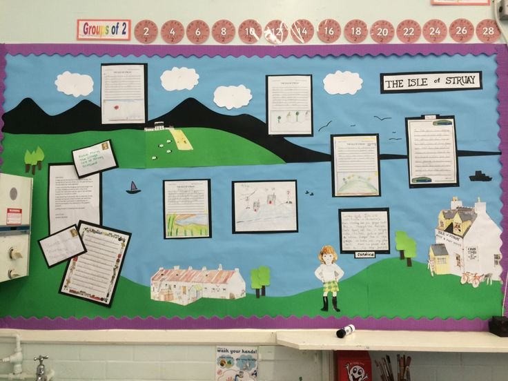 Katie Morag Display (KS1)